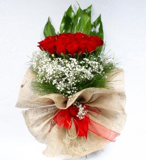 41 Kere Maşallah Kırmızı Güller